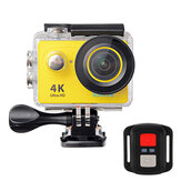 EKEN H9R Sportkamera Action 4K Ultra HD 2.4G Remote WiFi 170 graders vidvinkel