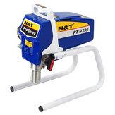 Outils de pulvérisateur de peinture de mur de machine de pulvérisation sans air à haute pression électriques de 3000PSI 220V