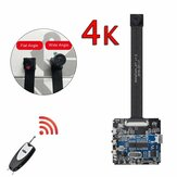 4K HD DIY Minis Camera Wifi Network Webcam IP P2P Camera Wireless Cam Module Motion Activated DV Camcorder Small Night Vision