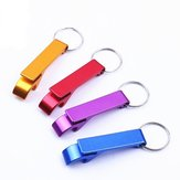 Aluminium Alloy Portable Versatile Mini Key Chain Bottle Opener Beer Tools