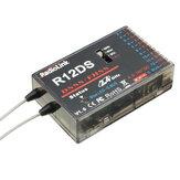Radiolink R12DS 2.4G 12CH FHSS DSSS verbreiten Spektrum Doppelantennen Empfänger