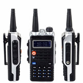 BAOFENG UV82 PLUS VHF/ UHF Dual Band Walkie Talkie Two-way Radio FM Transceiver With Flashlightt