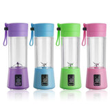 Portable électrique tasse de jus USB Fruit électrique presse-fruits de poche Smoothie Maker Juice Cup USB Blender Câble de charge