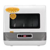 Máquina de esterilización de alta temperatura de lavavajillas ultrasónico eléctrico para cocina