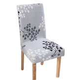 Elastic Dining Chair Cover Stretch Chair Seat Slipcover Office Computer Chair Protector Home Office Furniture Decor