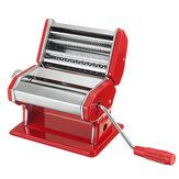 RVS Pasta Maker Machine Verstelbare Fettuccine Lasagne Cutter Roller