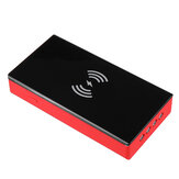 Chargeur de voiture sans fil Jump Starter 20000mAh 12V 600A Portable Power Bank Emergency Batterie Booster Chargeur