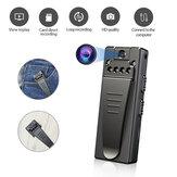 Z8 Mini HD Camera 1080P Back Clip Night Vision Camera  Micro USB Camera Small Camera