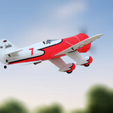 Dynam Gee Bee Y 1270mm Lebar Sayap EPO 3D Aerobatic RC Airplane PNP