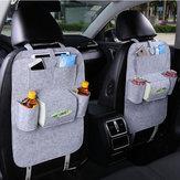 Honana HN-X2 Car Back Seat Organizer 7 Colors Hanging Holder Car Storage Bag Travel Accessories