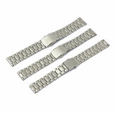 Bakeey 18/20/22mm Stainless Steel Watch Band Replacement Watch Strap