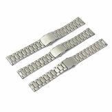 Bakeey 18/20 / 22mm roestvrijstalen horlogeband vervangende horlogeband