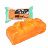 Kiibru Squishy kolossaal brood met licentie Super Slow Rising 20 * 8.5 * 9cm Creative Fun Christmas Gift