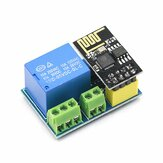 WiFi Relay Module with ESP8266 ESP-01S WIFI Module Relay Remote Control Switch 5V Timer Wifi Relay