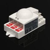 T-9800 5.8GHz 220V / 240V Magnetron Bewegingsdetector Radar Sensor Switch 5.8GHz Voor LED Light
