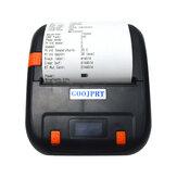GOOJPRT MTP-4A imprimante d'étiquettes thermique Bluetooth sans fil Mini Portable adhésif autocollant papier imprimante imprimante