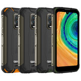 DOOGEE S59 Global Version IP68 & IP69K Αδιάβροχο 5,71 ιντσών HD + 10050mAh Super Battery NFC Android 10.0 4GB 64GB Helio A25 Octa Core 4G Smartphone