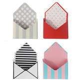 12Pcs/Set Envelope Folding Flower Boxes Paper Floral Wrapping Gift Party Wedding