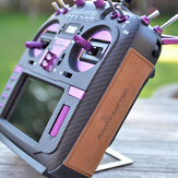 TX16S送信機用の1ペアマルチカラーオリジナルRadioMasterレザーサイドグリップ交換部品