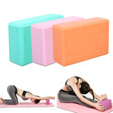 120g EVA Solid Yoga Blocks Home Pilates Aid Bolster Pillow Cushion Indoor Gym Yoga Exercise Tools