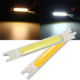 Mini 3W COB LED Lamp Strip Light Bar Warm White/ White 300LM 10-11V