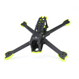 iFlight Nazgul5 HD XL5 V5 5 Inch 240 mm Distancia entre ejes 6 mm Brazo X Tipo Kit de cuadro de fibra de carbono para FPV Freestyle Racing Drone