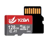 64G TF memóriakártya 128G 32G C10 UHS-1 Flash kártya TF kártya adapterrel fényképezőgép megfigyeléshez Vezetési felvevő