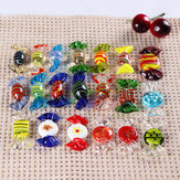 20Pcs/Set Vintage Glass Sweets Wedding Party Candy Christmas Decorations Gift