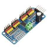 PCA9685 Driver de servo-motor PWM de 16 canais e 12 bits Módulo I2C Geekcreit para Arduino - produtos que funcionam com placas Arduino oficiais