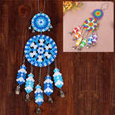 DIY Dream Catcher Windbell Kit Perler 5mm Koraliki bezpiecznikowe Kid Craft Toy Decor