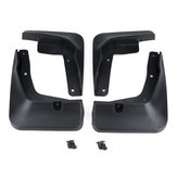 Front And Rear Mud Flaps Car Mudguards For Hyundai Kona 2018