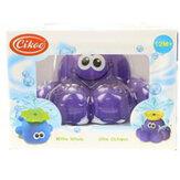 Darmowa wysyłka prezent Cikoo zabawki do kąpieli dla niemowląt obrotowy automatyczny zraszacz ośmiornica zabawki do pływania