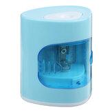 Cancelleria per affilare temperamatite elettrico automatico con portautensili intercambiabile per materiale scolastico per studenti