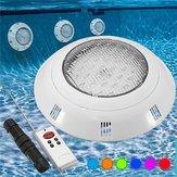 18W RGB LED Zwembad Licht Onderwater Waterdicht Afstandsbediening Wandmontage Nachtlampje
