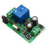 1 Pc 433 MHz 220 V 10A 1CH Canal Relé Sem Fio Controle Remoto Interruptor Receptor