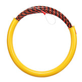 30M 6mm Snake Cable Push Puller Fish Tape Reel Conduit Ducting Rodder Pulling Puller