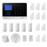 DIGOO DG-HOSA 433MHz Wireless GSM&WIFI DIY Accessories Smart Home Security Alarm System Kits