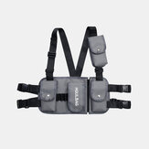 Hommes Femmes Hip-hop Chest Bag Vest Bag Tooling Bag Tactical Bag