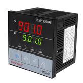 MC90196x96mmUniverselEntréeNumériquePID Température Régulateur Régulateur SSR Relais Sortie pour Chauffage ou Refroidissement avec Alarmee Fahrenheit