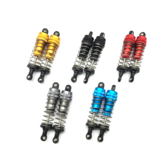 2PC Metal Shock Damper For Wltoys 144001 1/14 4WD High Speed Racing RC Car Vehicle Models Parts