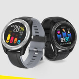 Bakeey M17 1,4 inch HD Full Touch polsband Bloeddrukmeter 10 Sportmodi Tracker Smart Watch