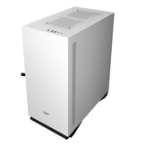 DarkFlash DLM22 Gaming Computer Case M-ATX/ITX USB 3.0 Supported Tempered Glass Door Opening White