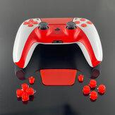 JYS Per il pulsante del cappuccio del bilanciere di ricambio per il controller di gioco PS5 Cappuccio del pulsante della striscia decorativa per PS5 Gamepad Shell di ricambio