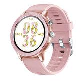 [Monitor tlenu we krwi] Bakeey S02 Tętno Monitor ciśnienia krwi 23 tryby sportowe Inteligentny zegarek Bluetooth V5.0 z bezpłatnym ekranem ochronnym