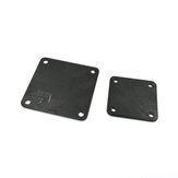 TPU 3D Printed 30.5x30.5mm 20x20mm Hole Insulation Plate 1mm for Flight Controller Brushlesss ESC RC FPV Racing Drone