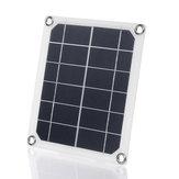 5W 12 do 18V Panele słoneczne DC Podwójny interfejs USB Ładowanie panelu słonecznego Camping Traveling RV