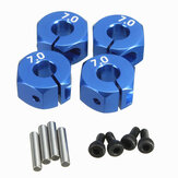 RC Aluminium 7.0 Hex 12mm Drive 4P HSP HPI Tamiya Car