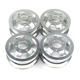 4Pcs WPL RC Car Wheel Hub For B1 B16 B24 B36 C14 C24 1/16 RC Car