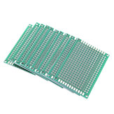 Geekcreit® 50pcs 40x60mm FR-4 2.54mm Double Side Prototype PCB Board Printed Circuit Board