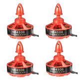 4X Racerstar Racing Edition 4108 BR4108 380KV 4-12S Brushless Motor Für 500 550 600 RC Drone FPV Racing